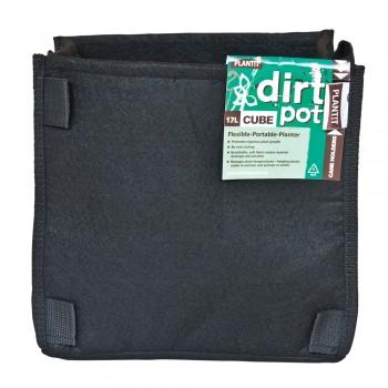dirt pot tissu 17 litres