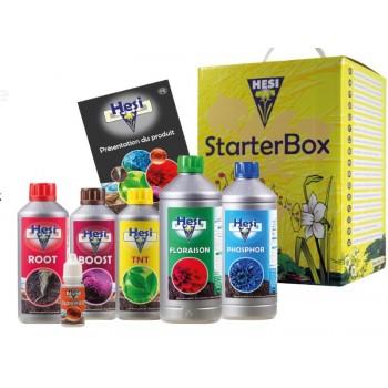 Kit Starter Box Terre HESI