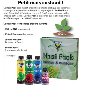 HESI Mini pack indoor &...