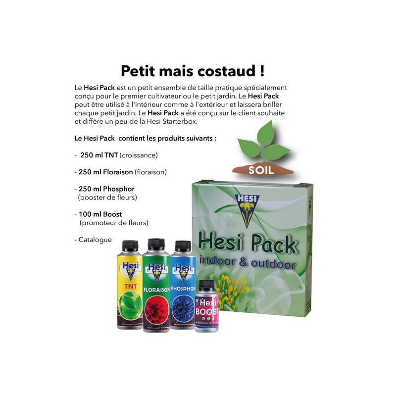 hesi pack terre indoor outdoor