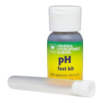 ph test liquide solution engrais et piscine