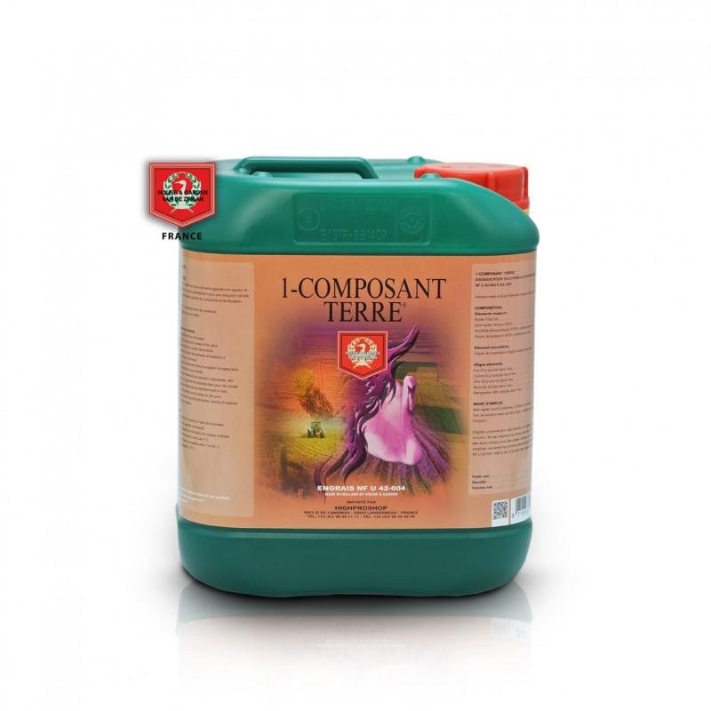 house garden engrais composant terre 5 litres
