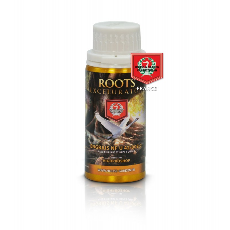 house garden roots excelurator 100ml