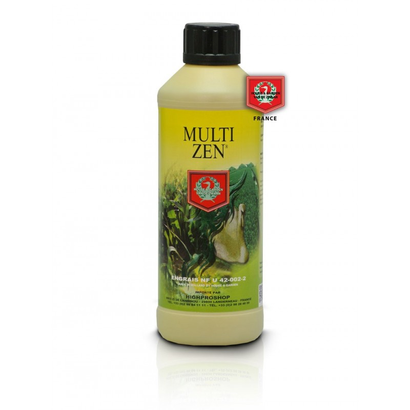 house garden multi zen enzyme 500ml