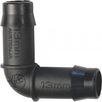 raccord 90° coudé 13mm irrigation
