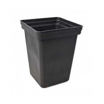 pot carré 11 litres