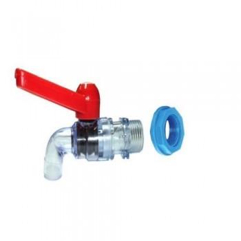 robinet de vidange systeme hydroponique