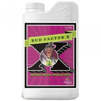 advanced nutients bud factor x
