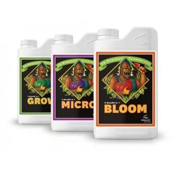 grow micro bloom ph perfect advanced nutrients