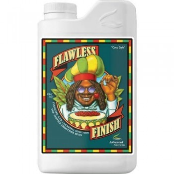 flawless finish advanced nutrients