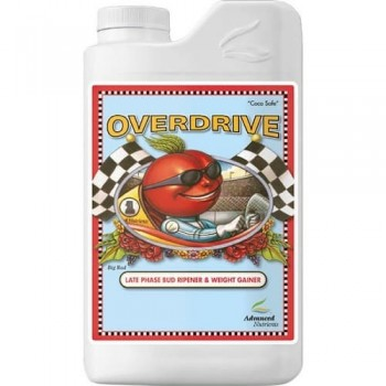 advanced nutrients overdrive stimulateur de fin de floraison