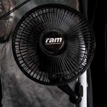 Ventilateur à clips ou...