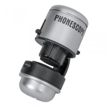 microscope smartphone ou tablette