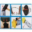 filtre charbon 1000m3/H odosok 200mm