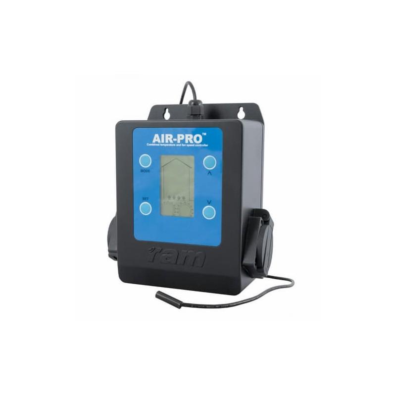 variateur vitesse extracteur air ram air pro