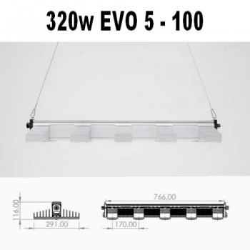 SANlight EVO 5 - 320w -...