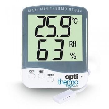 thermometre hygrometre sonde externe