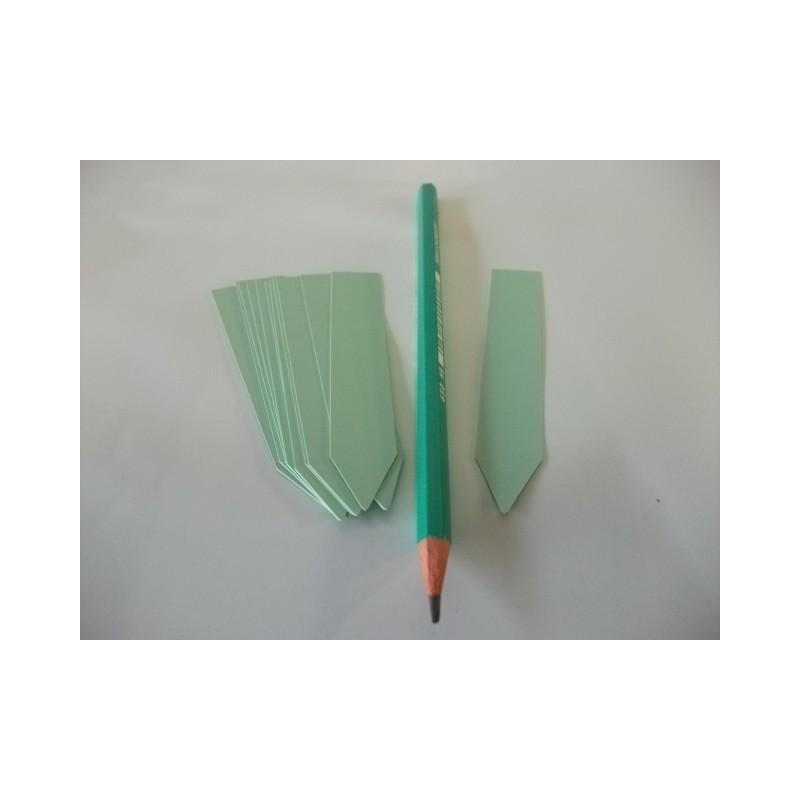 x20 Etiquettes / Crayon