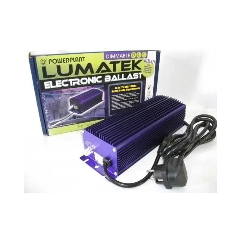 Ballast LUMATEK 250w/400w Dimmable