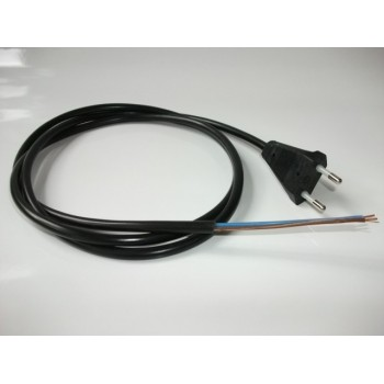prise electrique 2x 0.75mm²